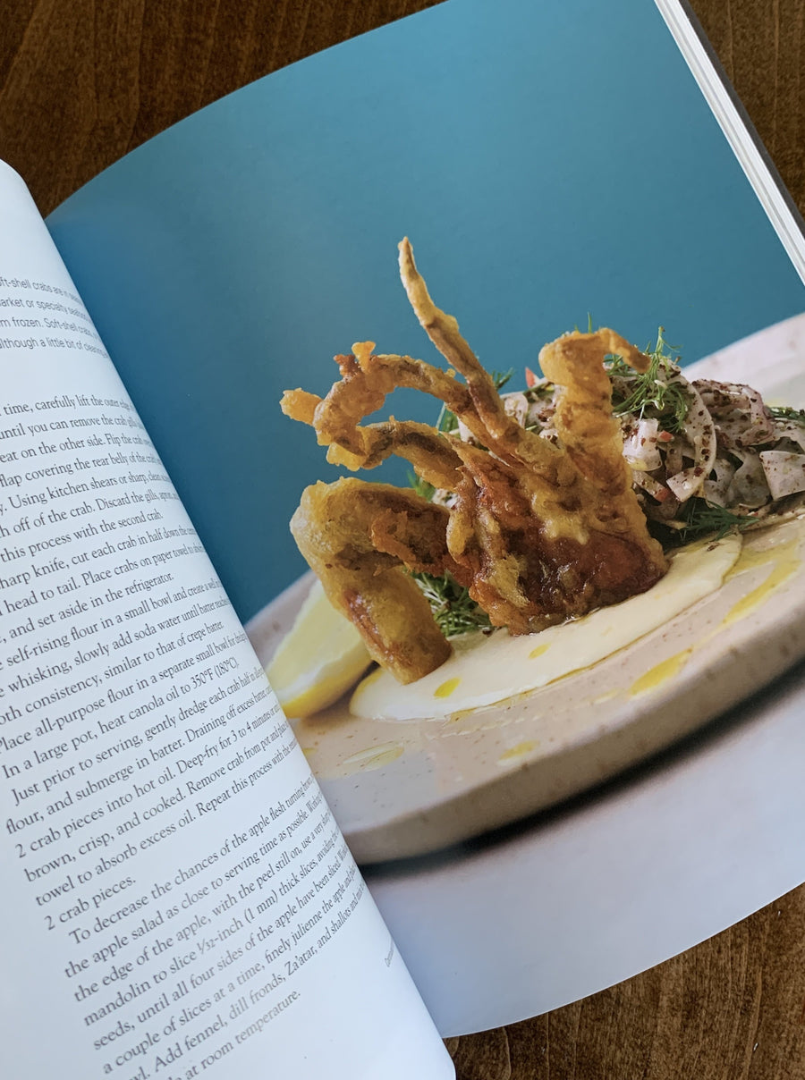 Curbside: Modern Street Food from a Vagabond Chef by Adam Hynam-Smith