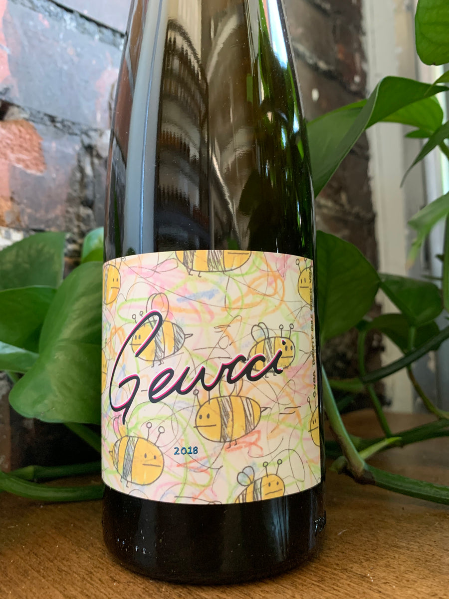 "2018 Rosewood Winery ""Gewcci"" Gewurtraminer"