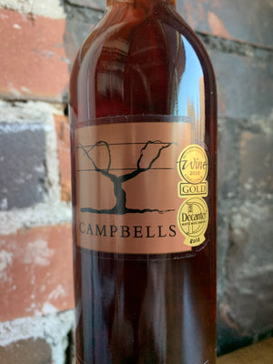 NV Campbells of Rutherglen Muscat