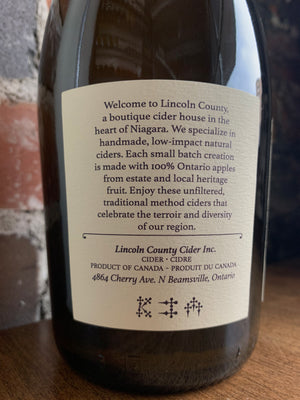 2019 Lincoln County Cider Orchard Blend