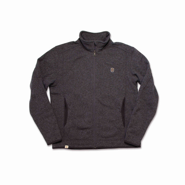 Men's Zip-Up Fleece Jacket