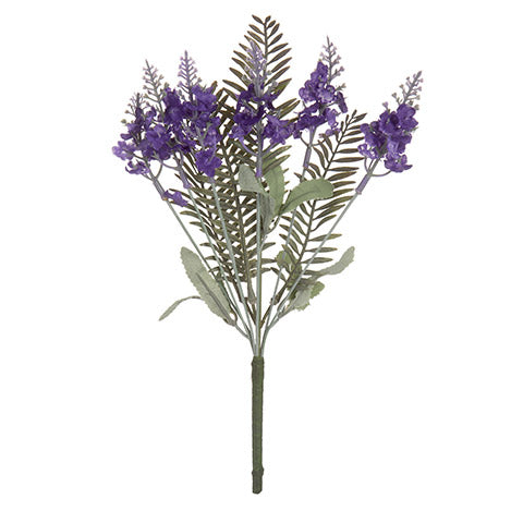 Lavender Fern Pick: 4 x 10.5 inches