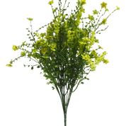 "Baby's Breath Filler Bush x12 18""H"