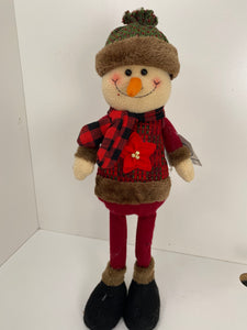 Country Snowman Standing decor