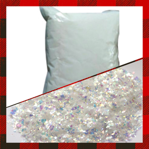 Snow Flock with Glitter 2lbs