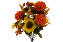 Load image into Gallery viewer, Sunflower Ball Mum Daisy Bush 3 Colors