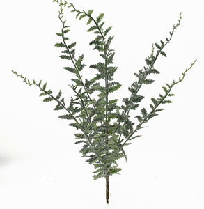 "24.5"" FROSTED GREENERY BUSH X 5"