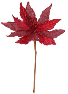 "19"" Poinsettia Red"