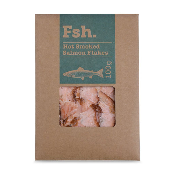 Hot Smoked Salmon Flakes