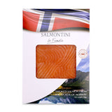 Norwegian Oak Smoked Salmon D-CUT