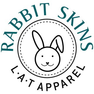 rabbit skins logo
