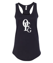 Load image into Gallery viewer, black 0FG women's tank top