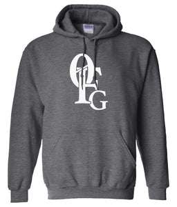 charcoal 0fg pullover hoodie