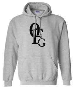 grey 0fg pullover hoodie