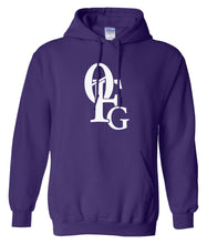 "Load image into Gallery viewer, ""0FG"" Pullover Streetwear Hoodie"