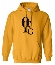 Load image into Gallery viewer, yellow 0fg pullover hoodie