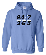 Load image into Gallery viewer, carolina 24/7 365 pullover hoodie