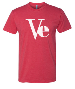 red love matching valentines day t-shirt