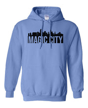 Load image into Gallery viewer, blue Miami Magic City Hoodie