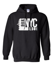 Load image into Gallery viewer, black New York City hoodie