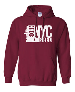 cardinal New York City hoodie
