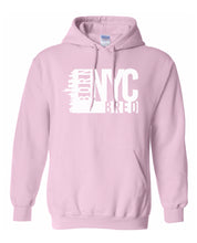 Load image into Gallery viewer, pink New York City hoodie
