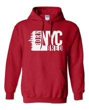 Load image into Gallery viewer, red New York City hoodie
