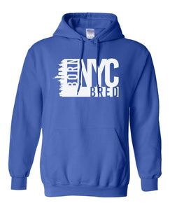 royal New York City hoodie