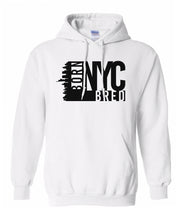 Load image into Gallery viewer, white New York City hoodie