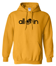 Load image into Gallery viewer, yellow all in pullover hoodie