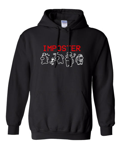 imposter among us youth kids hoodie