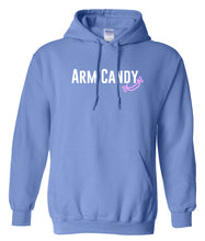 Load image into Gallery viewer, Carolina arm candy hooded sweatshirt