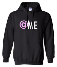 Load image into Gallery viewer, black at me hooded sweatshirt