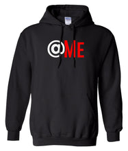 Load image into Gallery viewer, black at me pullover hoodie
