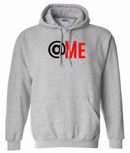 Load image into Gallery viewer, grey at me pullover hoodie