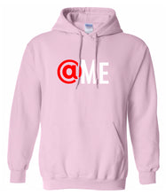 Load image into Gallery viewer, pink at me hooded sweatshirt