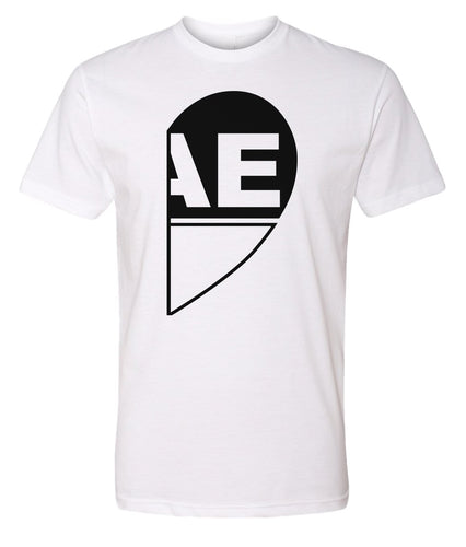 bae white valentines day t shirt