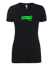 Load image into Gallery viewer, florescent green basic neon streetwear t shirt for women