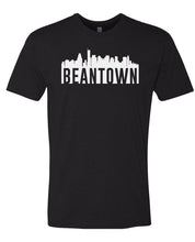 Load image into Gallery viewer, black Bean Town Boston T-shirt