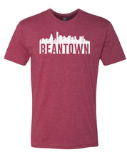 Load image into Gallery viewer, cardinal Bean Town Boston T-shirt