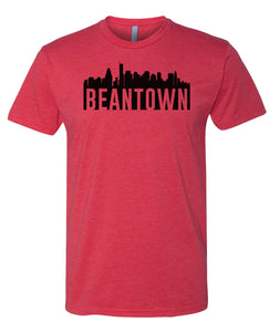 red Bean Town Boston T-shirt
