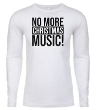 Load image into Gallery viewer, white Christmas music shirt for Men
