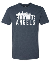 Load image into Gallery viewer, navy city of angels t-shirt