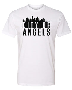 white city of angels t-shirt