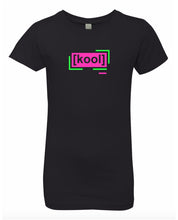 Load image into Gallery viewer, florescent pink cool neon streetwear t shirt for girls