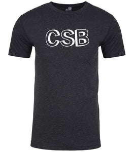charcoal csb mens crewneck t shirt