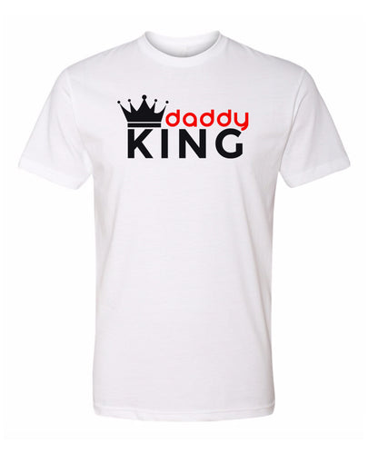 daddy king t-shirt