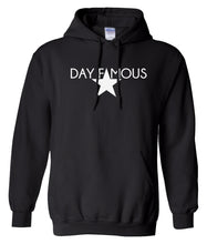 Load image into Gallery viewer, black day famous pullover hoodie