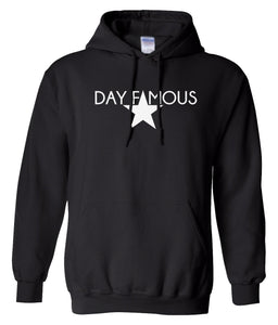 black day famous pullover hoodie