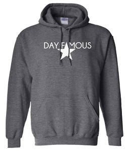 charcoal day famous pullover hoodie
